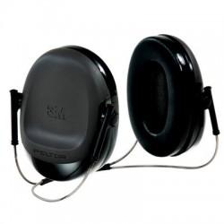 3M - 3M H505B 9100 Kaynak Başlığı ile Uyumlu Ense Bantlı Kulaklık