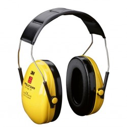 3M - 3M H510A-401-GU Optime I Başbantlı Kulaklık