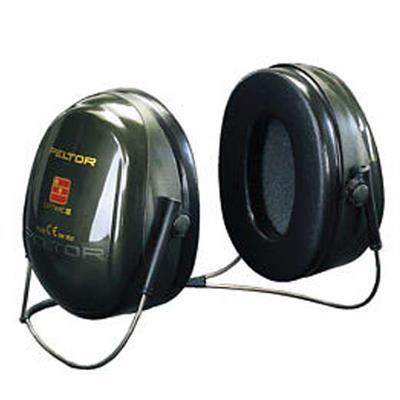 3M H520B-406-GQ Optime-II Ense Bantlı Kulaklık