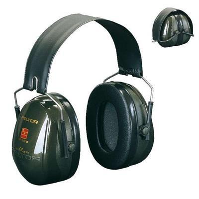 3M H520F 409 GQ Optime II Katlanabilir Baş Bantlı Kulaklık