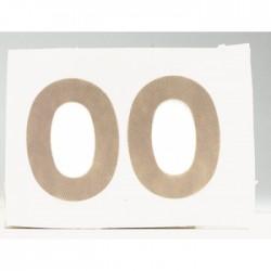 3M - 3M HY100A Kulaklıklar İçin Ter Emici Ped- 100 lü Paket