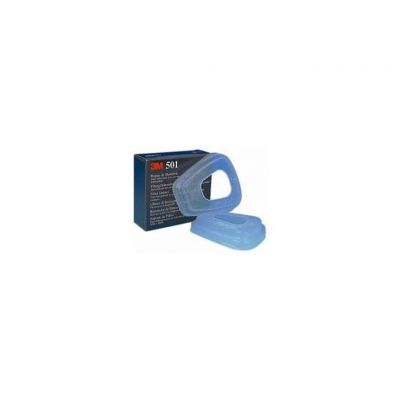3M K501 Filtre İçin Tutucu Kapak 2'li Paket