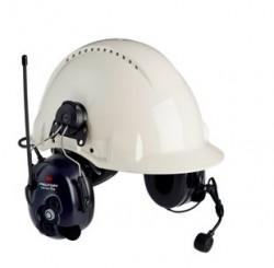 3M - 3M MT7H7P3E4410-EU Lite-Com Plus 446 Mhz Barete Takılabilir Kulaklık