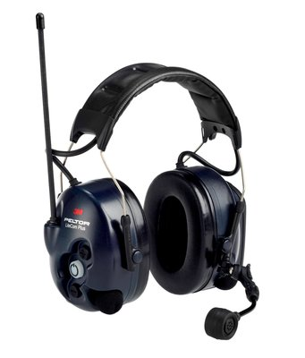 3M MT7HA4400-EU Lite-Com Başbantlı Kulaklık