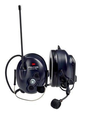 3M MT7H7B4410-EU Lite-Com Plus 446 Mhz Ense Bantlı Kulaklık