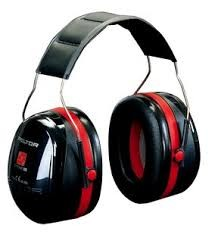 3M - 3M Optıme III H540A Baş Bantlu Kulaklık SNR 35 dB