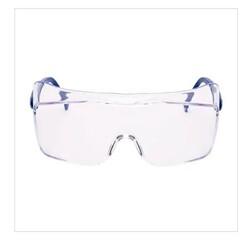 3M OX1000 Gözlüküstü Gözlük Şeffaf - Thumbnail