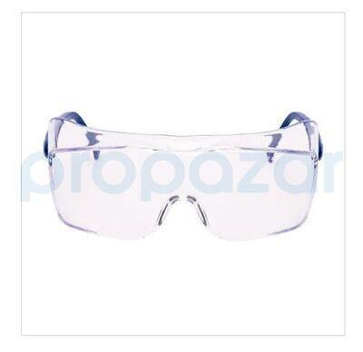 3M OX1000 Gözlüküstü Gözlük Şeffaf