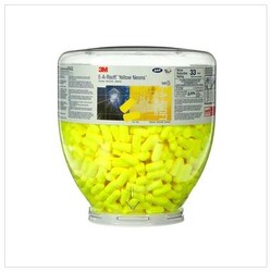 3M PD-01-002 EARSoft Yellow Neons Refill 500'lü Dolum Kutusu - Thumbnail