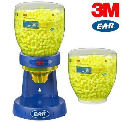 3M PD-01-002 EARSoft Yellow Neons Refill 500'lü Dolum Kutusu