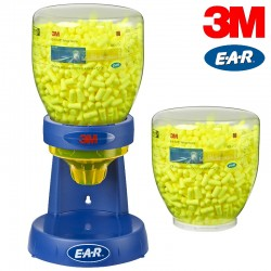 3M - 3M PD-01-002 EAR Soft Yellow Neons Refill 500lü Damacana (Dispansere Uygun)