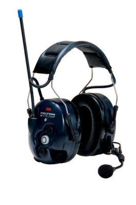 3M PELTOR WS LiteCom İletişimli Kulaklık - PMR446MHz MT53H7A4410WS5