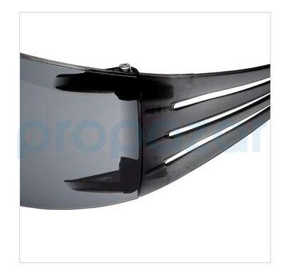 3M SF202 Secure Fit Gri AS/AF İş Güvenliği Gözlüğü