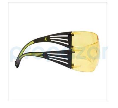 3M SF403 SecureFit 400 Sarı AS/AF Koruma Gözlüğü