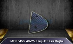 MFK - 40x25 Kauçuk Kasis Başlığı MFK5456
