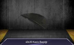 MFK - 40x30 Kasis Başlığı MFK1051