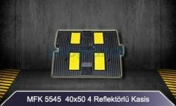 MFK - 40x50 4 Reflektörlü Kasis MFK5545