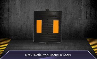 40x50 Reflektörlü Kauçuk Kasis MFK1050 - 5450