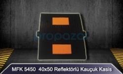 MFK - 40x50 Reflektörlü Kauçuk Kasis MFK5450