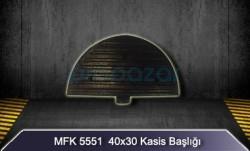 MFK - 50x30 Kasis Başlığı MFK5551
