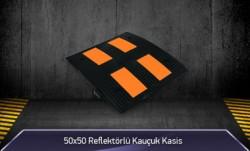 MFK - 50x50 Reflektörlü Kauçuk Kasis MFK1048