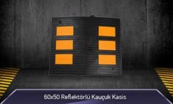 MFK - 60x50 Reflektörlü Kauçuk Kasis MFK1053