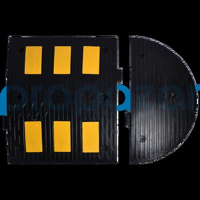 60x50 Reflektörlü Kauçuk Kasis MFK1053 - 5650