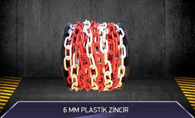 6mm Plastik Zincir MFK1027 - 6666 - 100 metre - ÜCRETSİZ KARGO