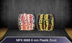 MFK - 6mm Plastik Zincir MFK6666