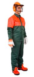 Protek - 831100 PROTEK® FORESTAR Kesilmeye Dayanıklı Elbiseler