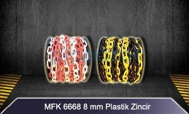 8mm Plastik Zincir MFK6668