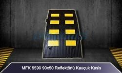 MFK - 90x50 Reflektörlü Kauçuk Kasis MFK5590