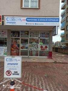 Konya Propazar İş Güvenliği Mağazası