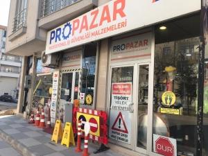 Elazığ Propazar İş Güvenliği Mağazası