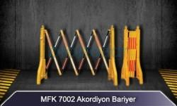 MFK - Akordiyon Bariyer MFK7002