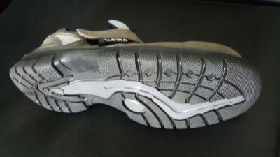 Aletra Atlantis S1 Süet Cırtlı İş Ayakkabısı