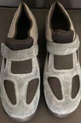 Aletra - Aletra Eco Süet S1 Cırtlı İş Ayakkabısı