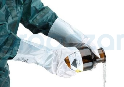 Ansell 02-100 AlphaTec Barrier Kimyasal İş Eldiveni
