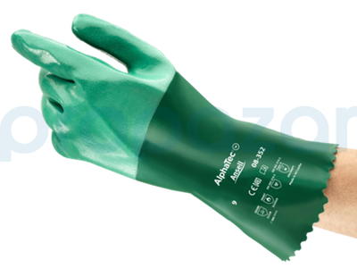 Ansell 08-354 Scorpio Kimyasal İş Eldiveni