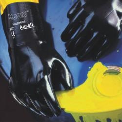 Ansell 09-022 AlphaTec Neox Kimyasal İş Eldiveni - Thumbnail
