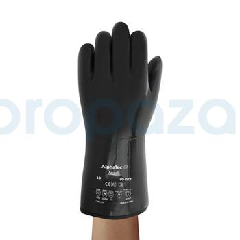 Ansell 09-022 AlphaTec Neox Kimyasal İş Eldiveni