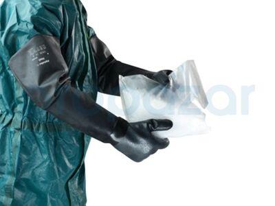 Ansell 19-026 AlphaTec Sıcak Soğuk Dirençli Kimyasal İş Eldiveni