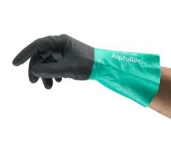 Ansell - Ansell AlphaTec 58-128 Kimyasal İş Eldiveni