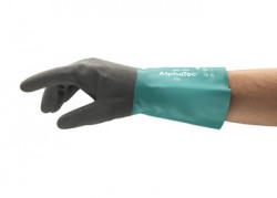 Ansell - Ansell AlphaTec 58-430 Kimyasal ve Sıvı Korumalı İş Eldiveni