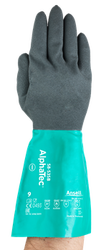 Ansell AlphaTec 58-535B Isı Kimyasal ve Sıvı Korumalı İş Eldiveni - Thumbnail