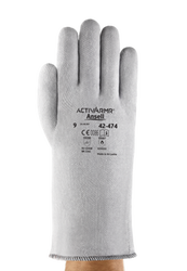 Ansell ActivArmr 42-474 Isı Dirençli Çok Amaçlı İş Eldiveni - Thumbnail
