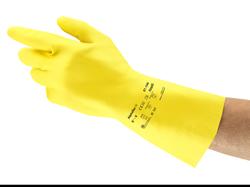 Ansell AlphaTec 87-190 Kimyasal Dirençli Ultra Hafif İş Eldiveni - Thumbnail