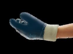 Ansell Hycron 27-602 Yağ Tutmaz Antistatik Ağır İş Eldiveni - Thumbnail