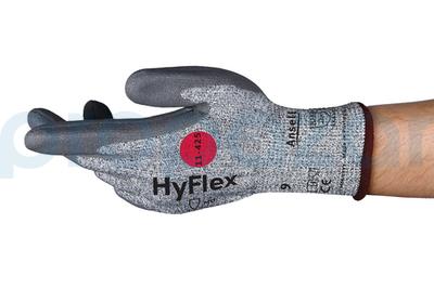 Ansell Hyflex 11-425 Mekanik V Kesiklere Karşı Koruma İş Eldiveni