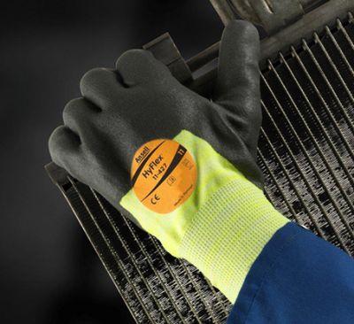 Ansell Hyflex 11-427 Mekanik ve Kesik Korumalı İş Eldiveni